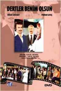 Dertler Benim Olsun (DVD)