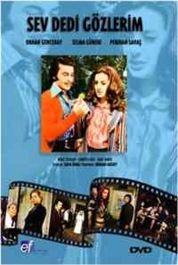 Sev Dedi Gözlerim (DVD)