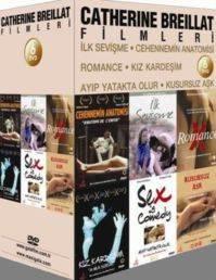 Catherine Breillat Filmleri (DVD)