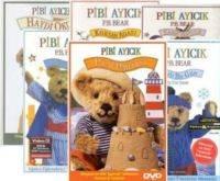 Pibi Ayıcık Set (6 DVD)
