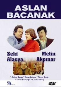 Aslan Bacanak (DVD)