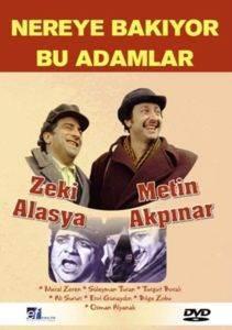 Nereye Bakıyor Bu Adamlar (DVD)