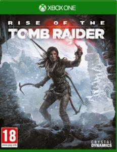 Rise Of The Tomb <br/>Raider