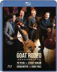 The Goat Rodeo Sessions Long Live (Blu-ray)