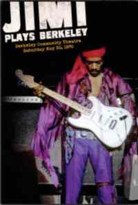 Jimi Plays Berkeley (DVD) ...