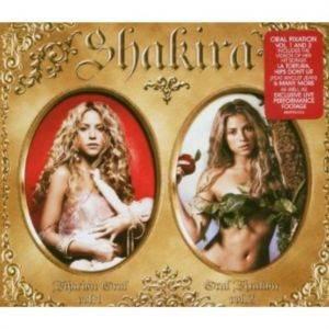 Shakira - oral fixation