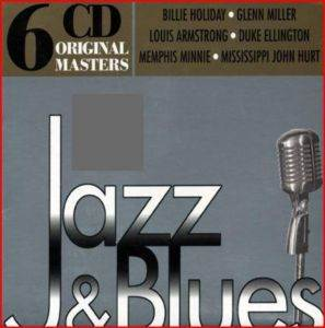 Jazz & Blues Original Masters 6 CD