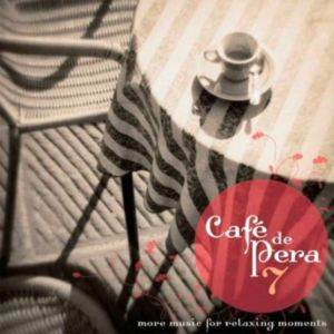 VARIOUS/CAFE DE PERA 7 CD