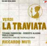 Riccardo Muti / Verdi: La Traviata Opera House 2 CD