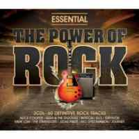 Essential The Pover Of Rock 3 CD - 60 Definitive Rock Tracks