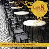 VARIOUS/CAFE DE PERA 8 CD