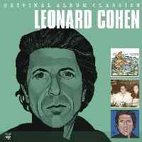 Original Album Classics Leonard Cohen (CD)