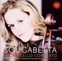 Elgar: Cello Concerto 2 CD