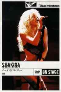 Shakira Live Off The Reco ...