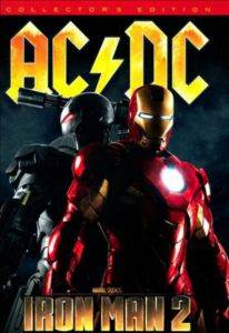 AC / DC Iron Man 2 - CD + DVD