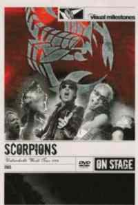 Scorpions / Unbreakable World Tour 2004