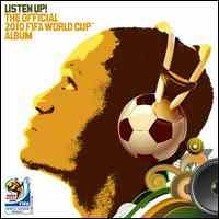 Listen Up! The Official 2010 Fıfa World Cup Albüm