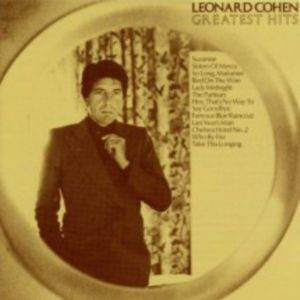 Greatest Hits Leonard Cohen