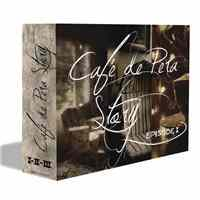 Cafe De Pera Story Episode 1Box 3cd