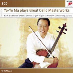 Plays Cello Masterworks