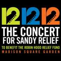 12-12-12 The Concert For Sandy Relief (CD)