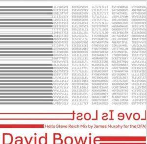 Love Is Lost (Hello Steve Reich Mix by James Murphy for the DFA) (CD)