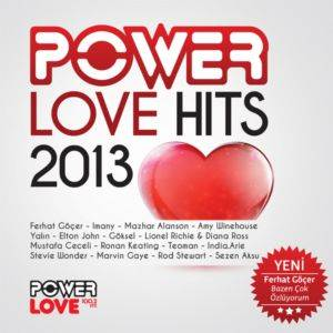 Power Love Hits 2013