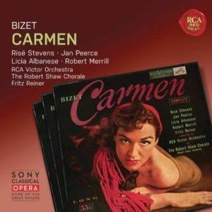 Bizet: Carmen 3 CD ...