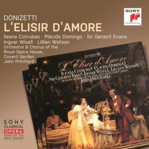 Donizetti: L'elisir d'amore 2 CD