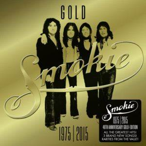 Gold Smokie Greatest Hits 40 Th Anniversary 1975-2015 Delxe Edition (2 CD)