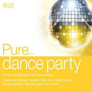 Pure… Dance Party (4 CD)