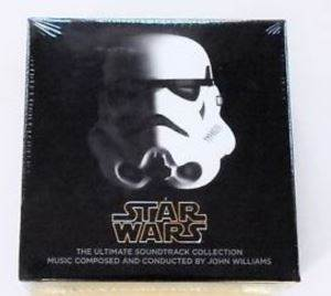 Star Wars The Ultimate Soundtrack Collection (10 CD+DVD)