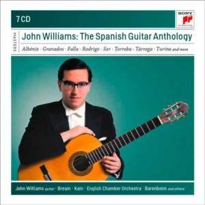 The Spanish Guitar Anthol ...
