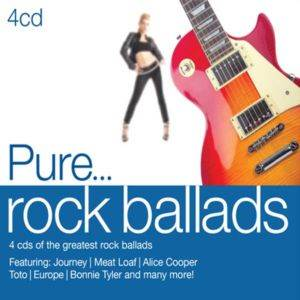 Pure Rock Ballad 4 CD