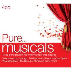 Pure Musicals 4 CD
