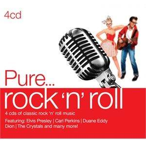 Pure Rock'n Roll 4 CD