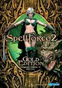 SPELL FORCE 2 Gold Edition