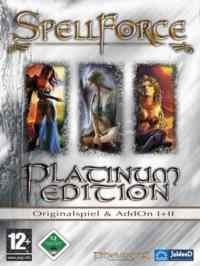 SPELL FORCE Platinum Edition