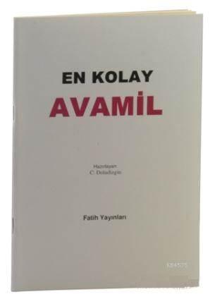 En Kolay Avamil