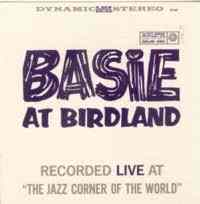 Basie At Birdland