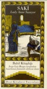 Babil Kitaplığı-Lady Anne Susuyor 2