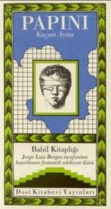 Babil Kitaplığı-Kaçan Ayna 8