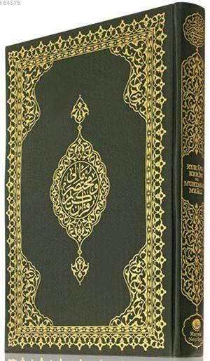 Cami Boy Mealli Kur'an (Mühürlü)