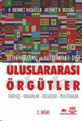 Uluslararası Örgütler Devletlerarası ve Hükümetler-Dışı