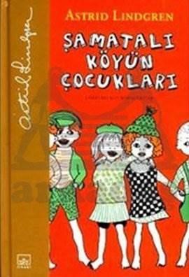 Şamatalı Köyün Çocukları 1. Kitap (Ciltsiz)