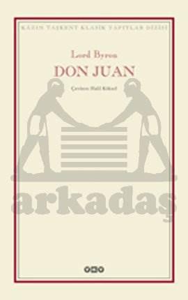 Don Juan (Ciltli)