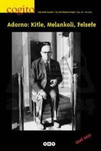 Cogito 36 - Adorno Özel Sayısı