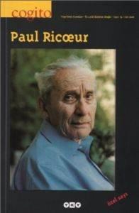 Cogıto 56. Paul Ricoeur