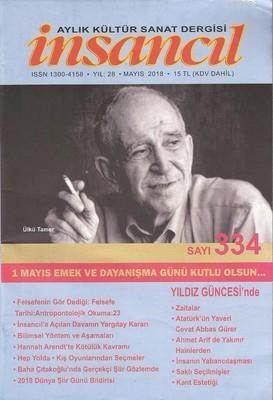 İnsancıl Dergisi Sayı 334