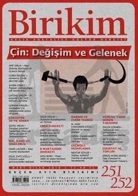 Birikim Sayı 251-252 ( Mart-Nisan 2010)
